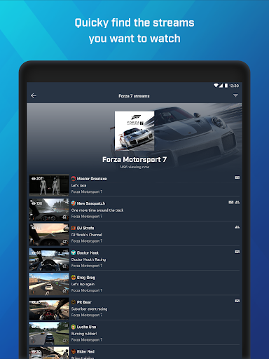 Mixer u2013 Interactive Streaming 3.1.0 screenshots 10
