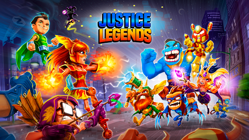 Justice Legends - Heroes War: Superhero Games  {cheat|hack|gameplay|apk mod|resources generator} 5