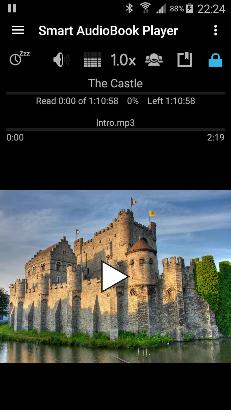 Smart AudioBook Player Screenshot 4