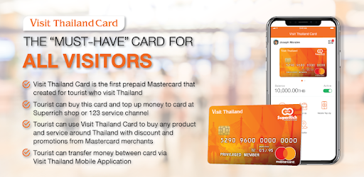 Visit Thailand Card - Apps on Google Play