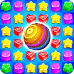 Jelly Journey - Match 3 puzzle Icon