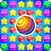 Jelly Journey - Match 3 puzzle
