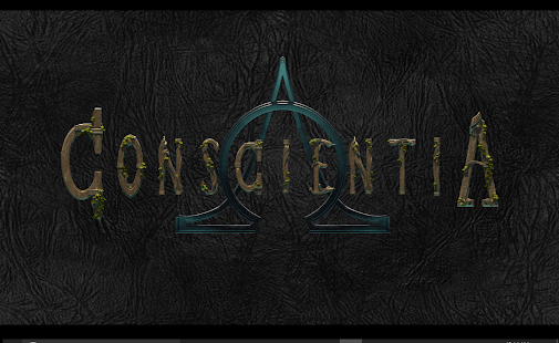 Conscientia - A Text Adventure - náhled