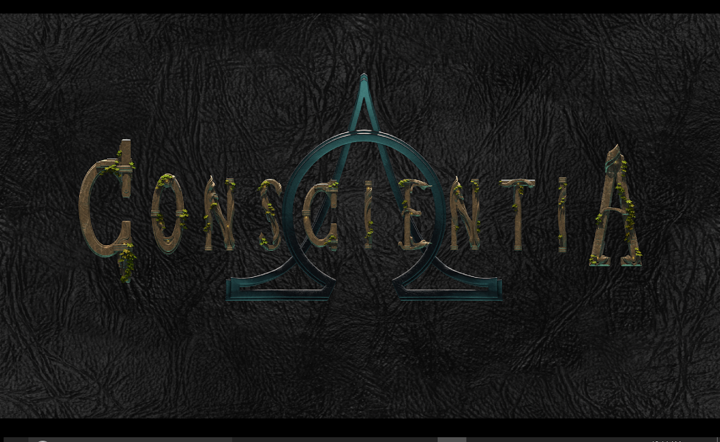 Conscientia - A Text Adventure- screenshot