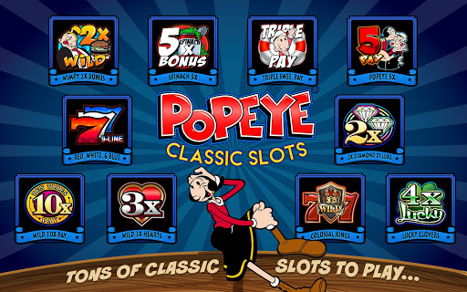 POPEYE Slots u2122 Free Slots Game 1.1.1 screenshots 8