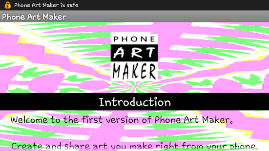 Phone Art Maker- screenshot thumbnail