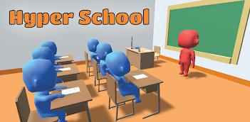 Jugar a Hyper School gratis en la PC, así es como funciona!