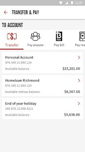 NAB Mobile Banking- screenshot thumbnail