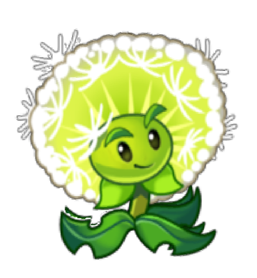 A Dandelion Flower From Sprigining In Plants Vs. Zombies 2