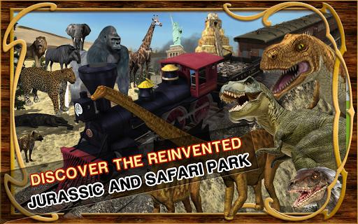 Tourist Train Theme Park