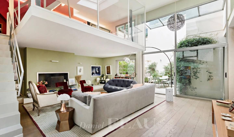 Maison avec terrasse Paris 8ème
