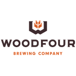 Logo of Woodfour Brett Nouveau