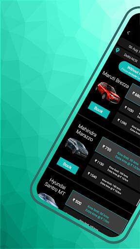 Revv App - Self Drive Car Rental Services in India  screenshots 2