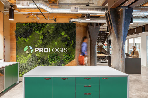 A Look Inside Prologis' New Seattle Office
