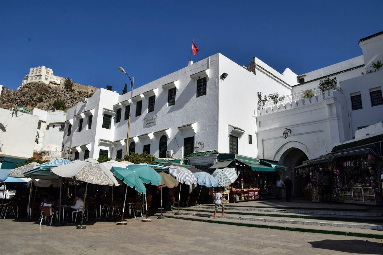 Plaza Mulay Idrís