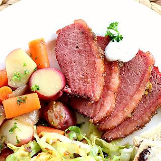 Emerald Isle Corned Beef Dinner