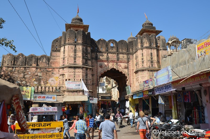 Chogan gate Bundi