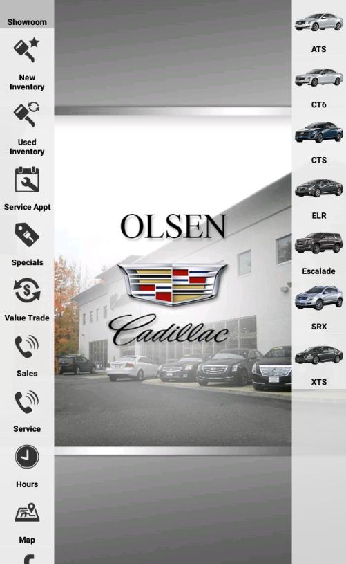 Olsen-Cadillac 25