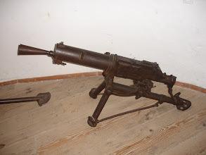 Photo: u muzeju - strojnica iz 1. svjetskog rata
