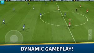 Screenshot 2 Dream League Soccer 2018 5.064 APK+DATA MOD