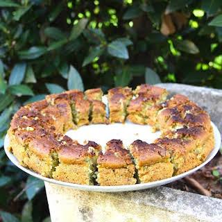 Zucchini Spice Cake Bread.