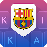 FC Barcelona Official Keyboard Icon