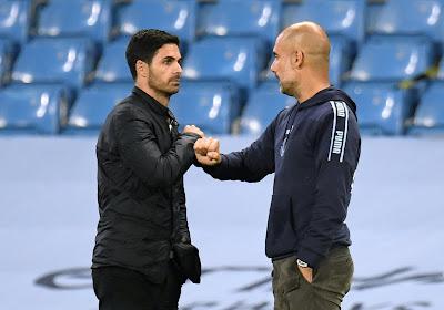 """Arteta va retrouver City, """"La meilleure équipe d'Europe"""""""