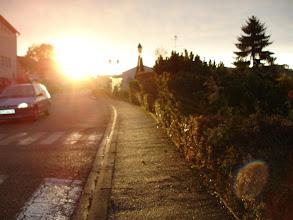 Photo: Abendsonne