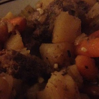 Kelly's Pressure Cooker Beef Stew