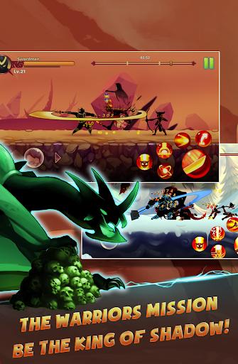 Stickman Ninja : Legends Warrior - Shadow Game RPG  screenshots 4