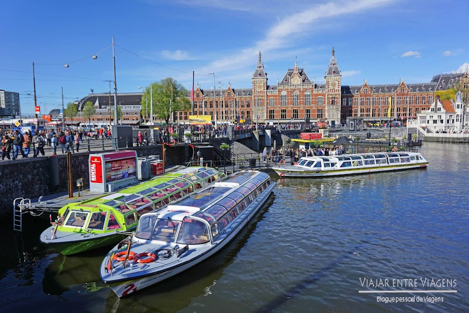 VISITAR AMESTERDÃO - Roteiro para 3 dias em Amesterdão e visitar as tulipas de Keukenhof e os moinhos de Zaanse Schans | HOLANDA