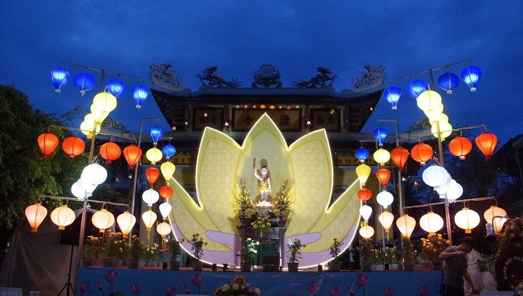 GĐPT Cam Ranh đón mừng Đại lễ Phật đản PL.2563
