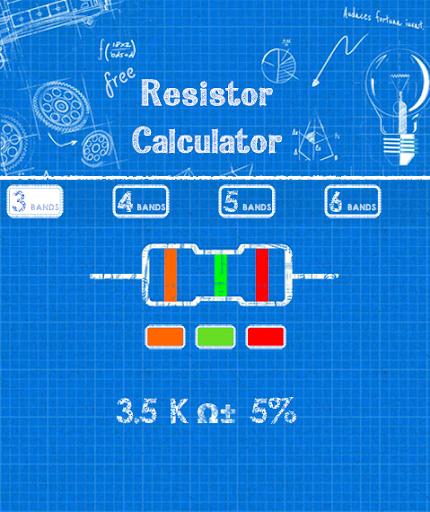 Resistor Calculator Free