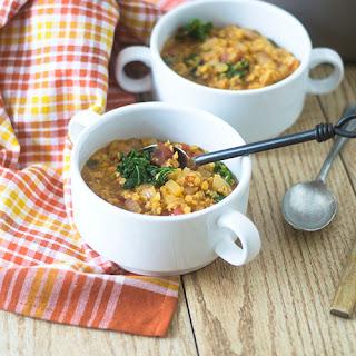 Vegan Kale Soup Recipes.