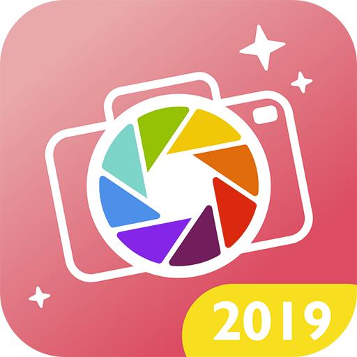Beauty Camera - Selfie Camera & Photo Editor Icon