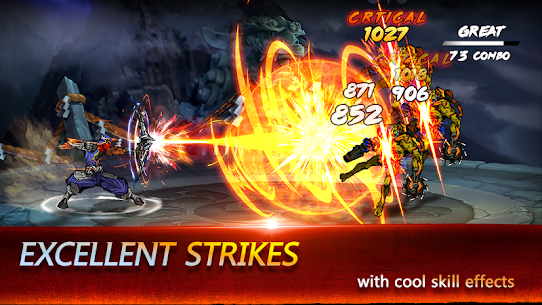 Ninja Hero – Epic fighting arcade game 2
