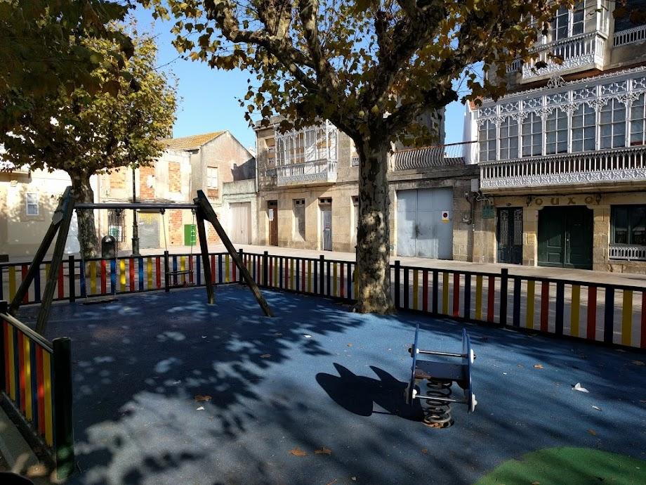 Foto Parque infantil Alameda Suarez Llanos 6