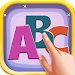 Kids Learning Alphabet Number Icon