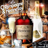 Champagne & Hennessy (feat. Sauce Man)