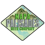 Logo for Napa Palisades Beer Company