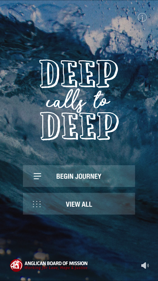 Deep calls to Deep - Easter- screenshot