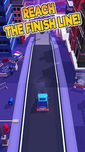 Taxi Run - Crazy Driver  screenshots 21