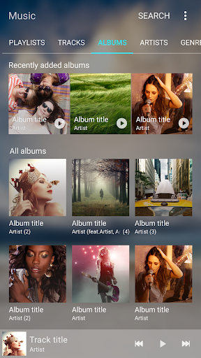 Samsung Music for PC