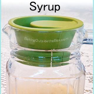 Zero Carb Golden Pancake Syrup.