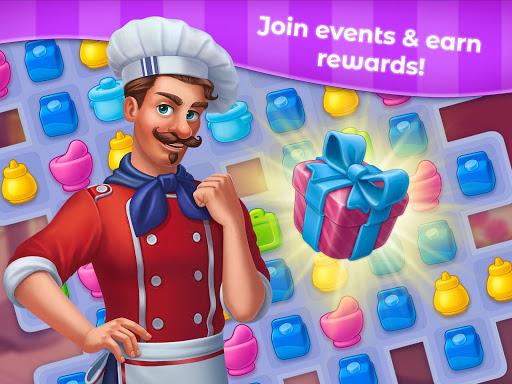 Cooking Paradise - Puzzle Match-3 game apktram screenshots 21