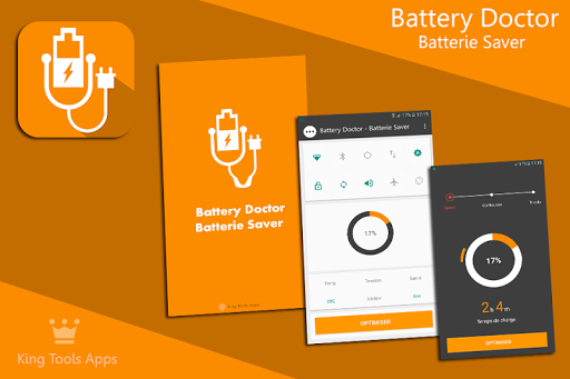 Battery Saver - Battery Doctor