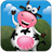 Talking Cow - Dancer mobile app icon