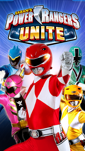 Power Rangers: UNITE  gameplay | by HackJr.Pw 6