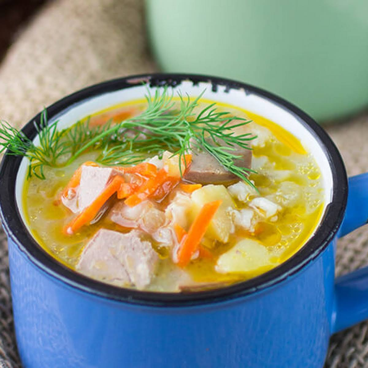 Cool Busting Chicken Soup To  pull off You Better Fast