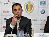 Johan Walem va désormais collaborer avec un entraîneur qu'il doit apprendre à connaître